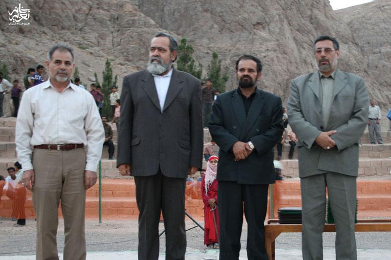 پایان کار دومین سوگواره تعزیه شهرستان کرمان