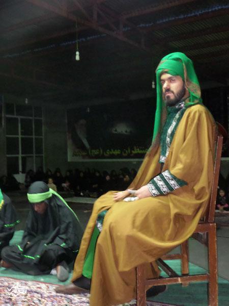گروه تعزیه حضرت ابالفضل فرح آباد