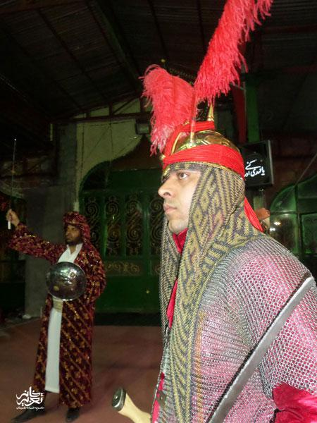 گروه تعزیه سیدالشهدا هوتک